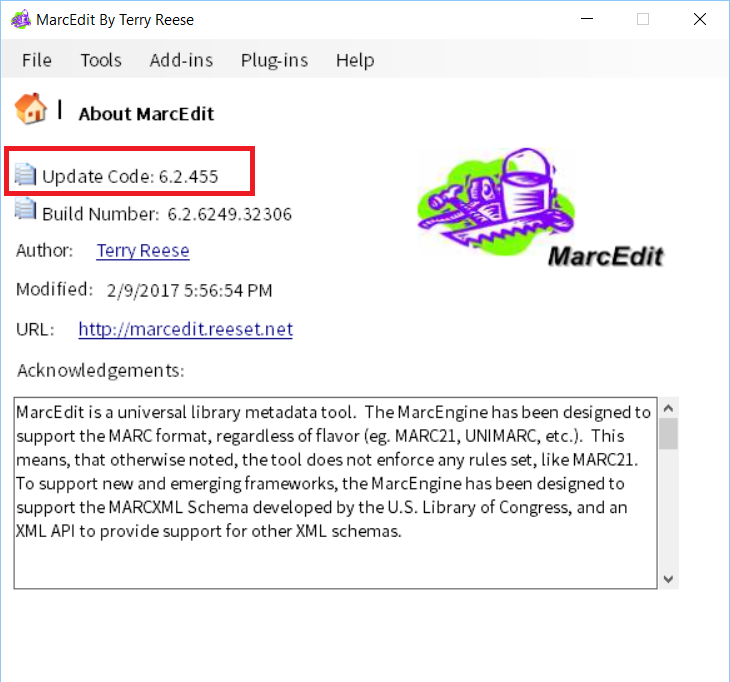 How to Submit a Bug Report – MarcEdit Development